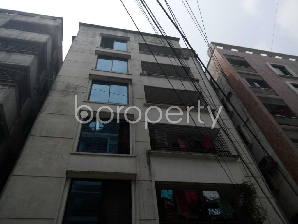 Front view - 3 Bed Apartment to Rent in Uttara, Dhaka - 1889196