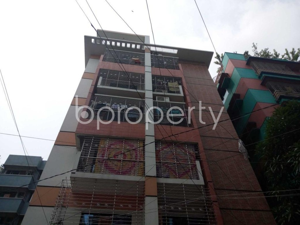 Front view - 1 Bed Apartment to Rent in Uttara, Dhaka - 1889200