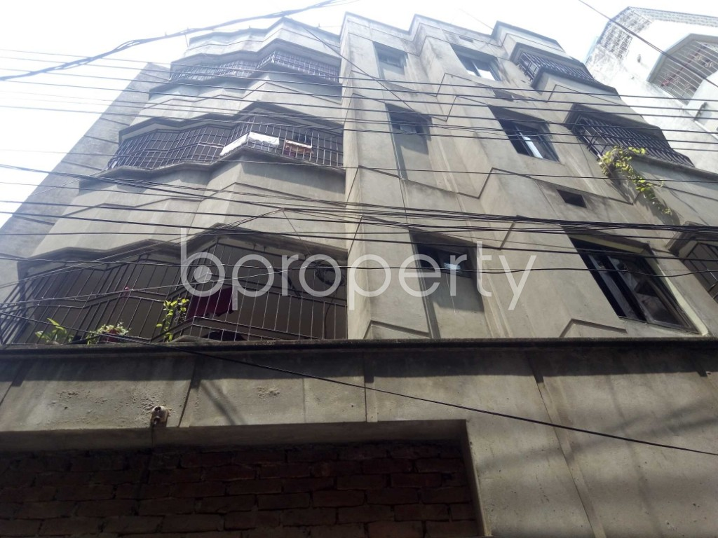 Front view - 2 Bed Apartment to Rent in Mirpur, Dhaka - 1889219