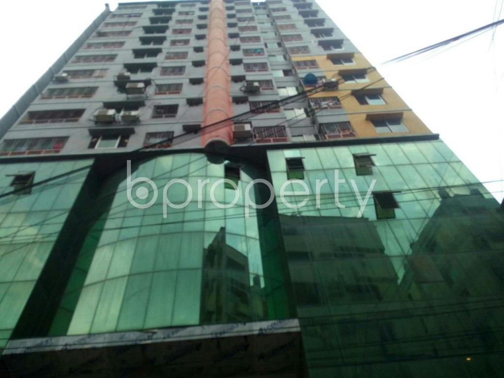 Front view - 4 Bed Apartment for Sale in Sutrapur, Dhaka - 1889233