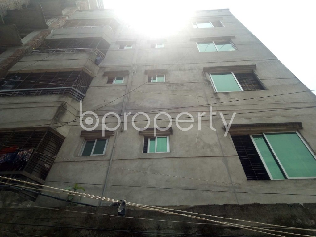Front view - 2 Bed Apartment to Rent in Mirpur, Dhaka - 1889252