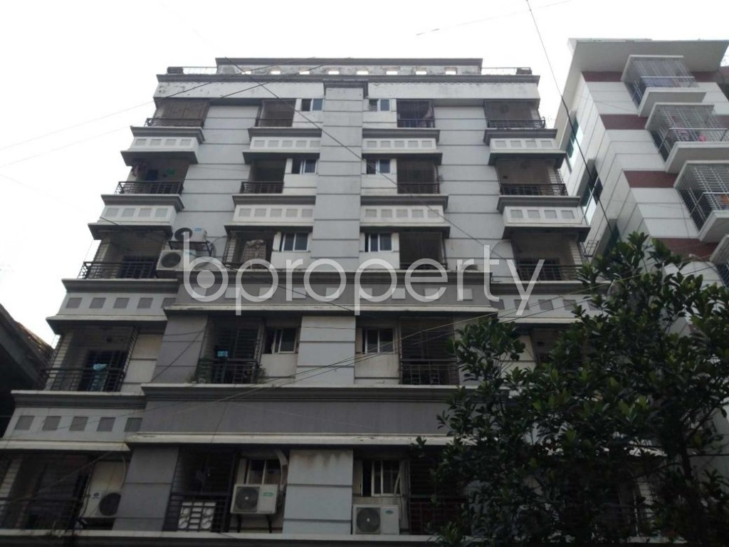Front view - 3 Bed Apartment to Rent in Uttara, Dhaka - 1889260