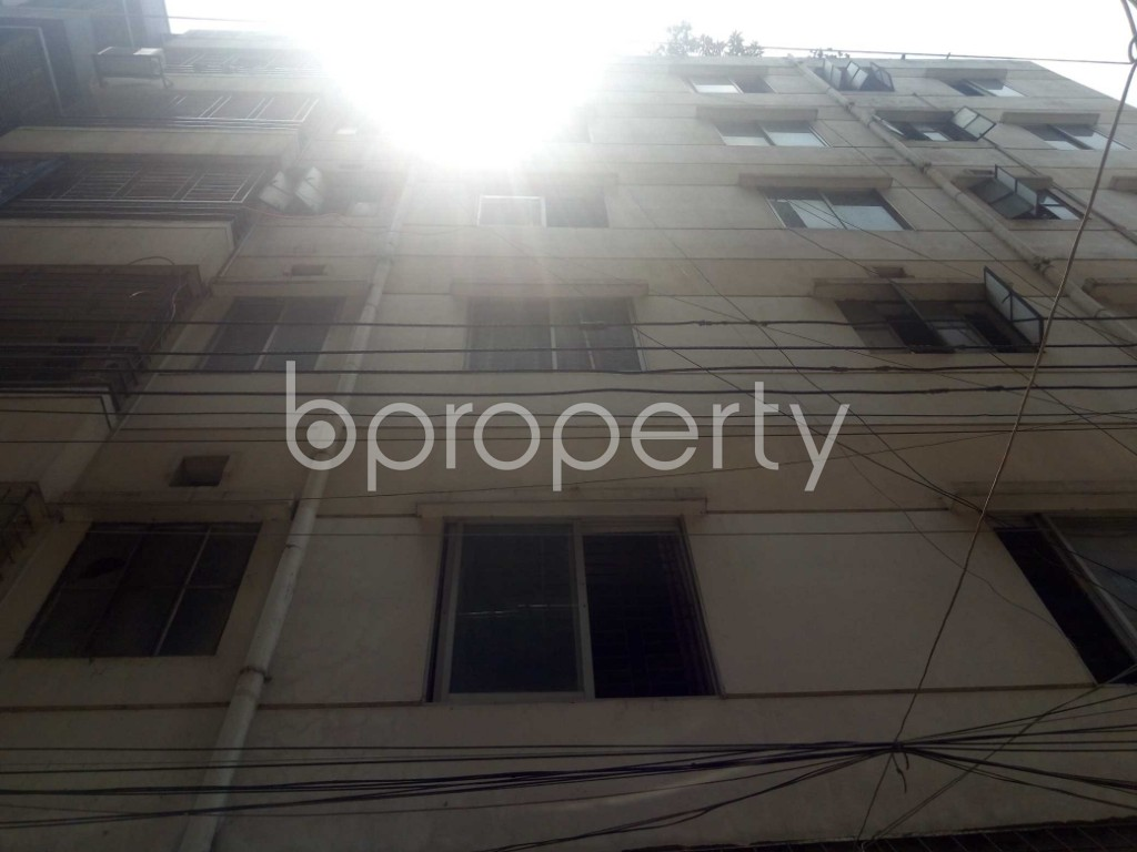 Front view - 2 Bed Apartment to Rent in Mirpur, Dhaka - 1889293