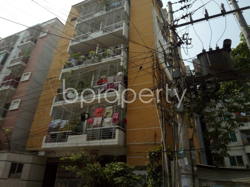 Outside view - 3 Bed Apartment to Rent in Uttara, Dhaka - 1889292