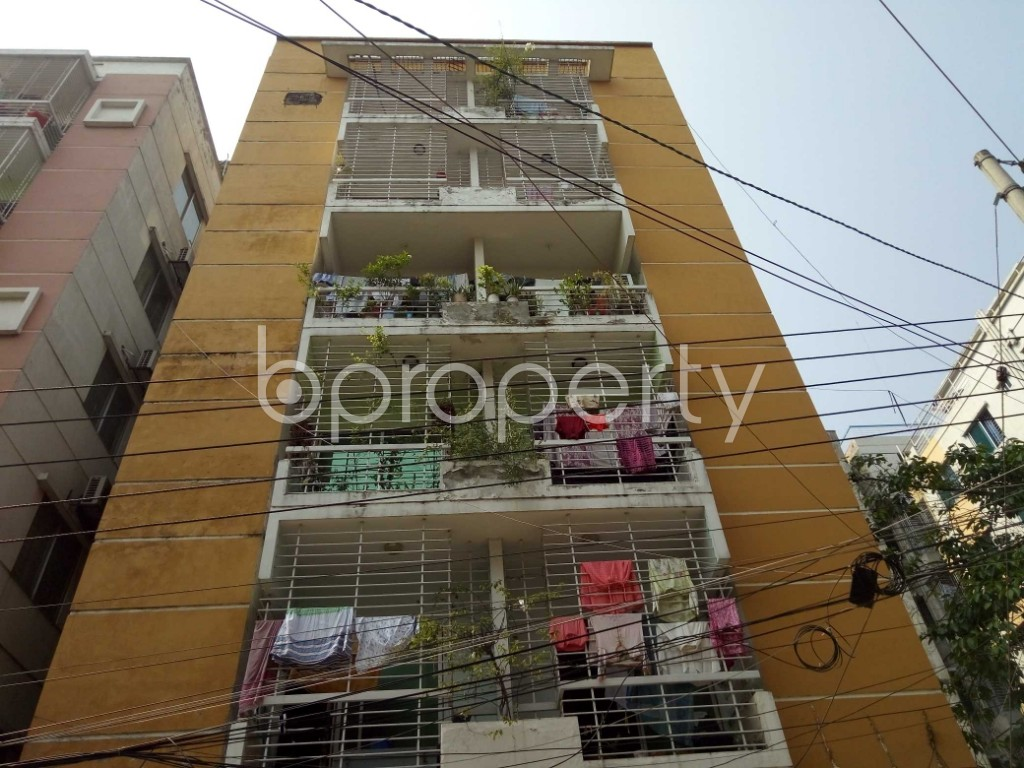 Front view - 3 Bed Apartment to Rent in Uttara, Dhaka - 1889291