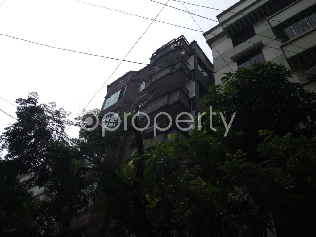 Outside view - 3 Bed Apartment to Rent in Uttara, Dhaka - 1889294