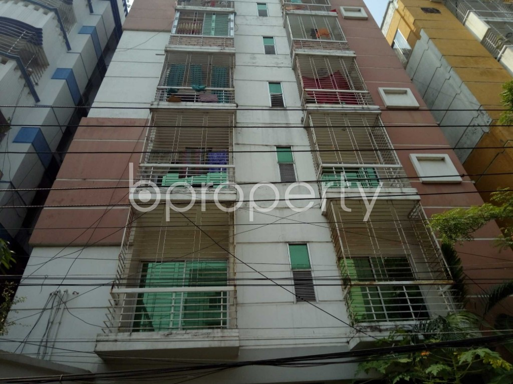 Front view - 3 Bed Apartment to Rent in Uttara, Dhaka - 1889295