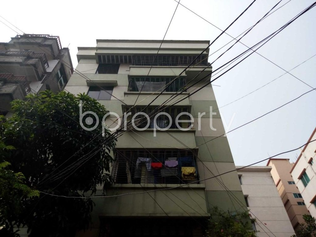 Front view - 2 Bed Apartment to Rent in Uttara, Dhaka - 1889296