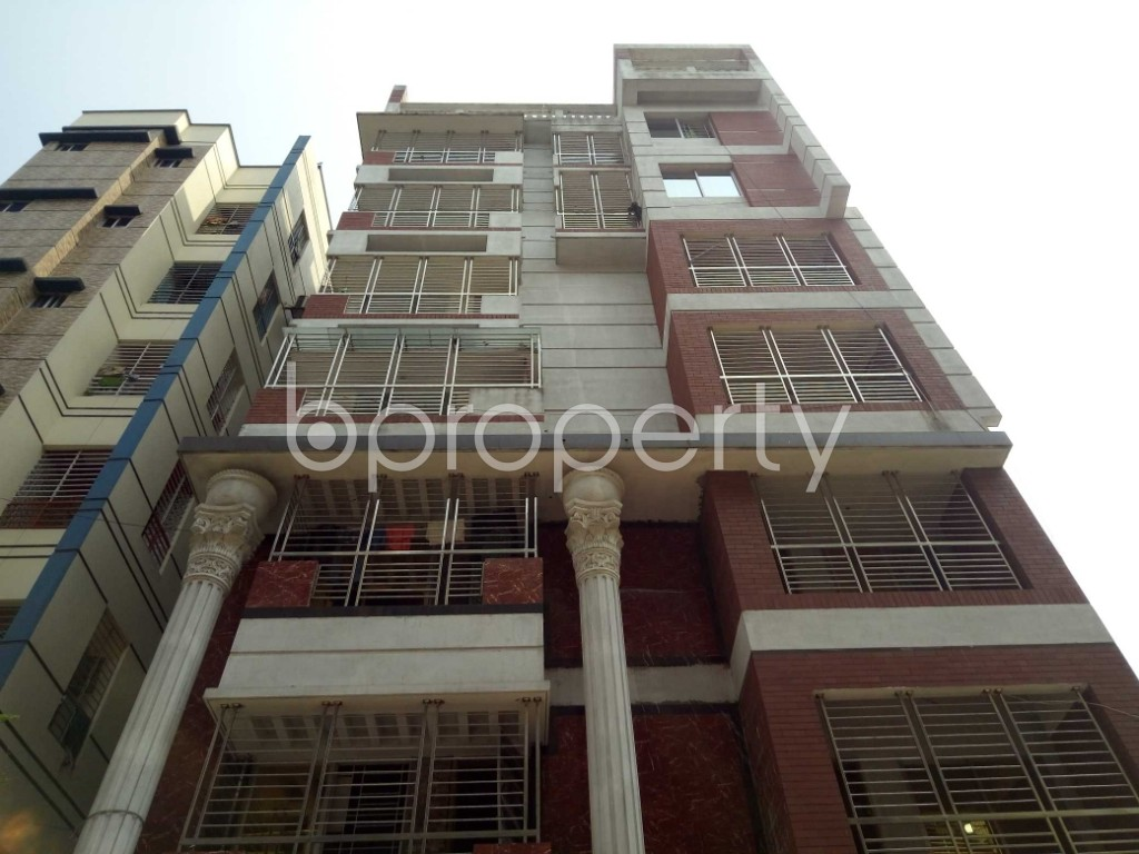 Front view - 4 Bed Apartment to Rent in Uttara, Dhaka - 1889297