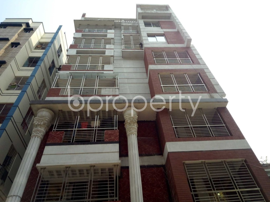 Front view - 2 Bed Apartment to Rent in Uttara, Dhaka - 1889298