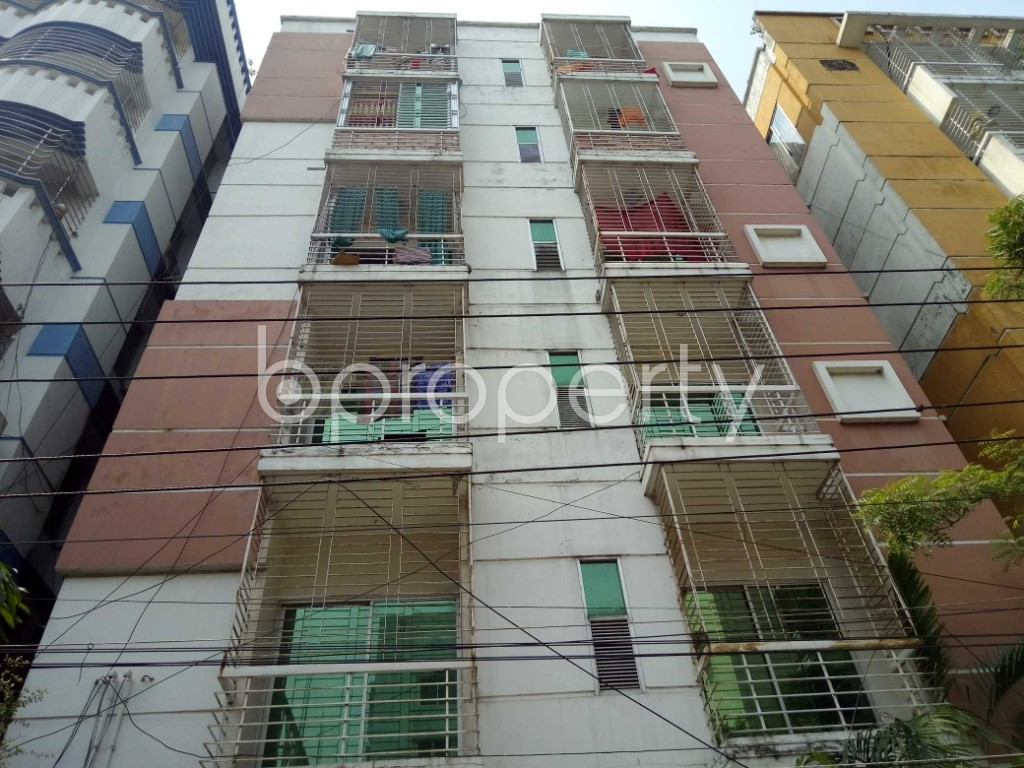 Front view - 2 Bed Apartment to Rent in Uttara, Dhaka - 1889300