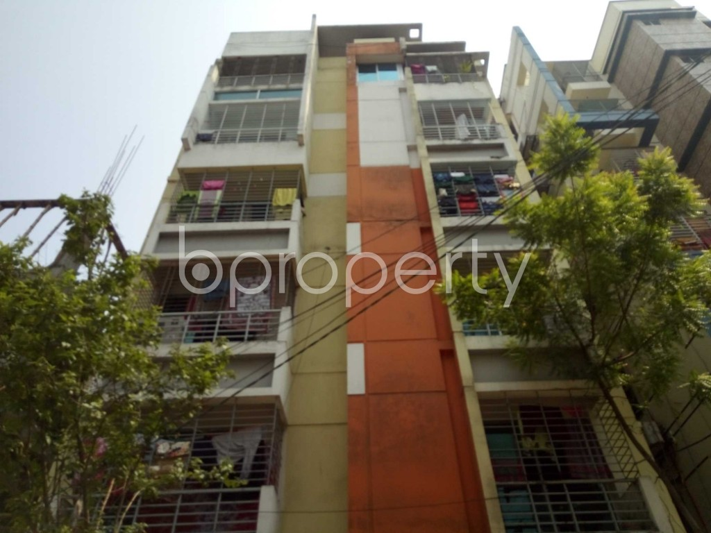 Front view - 3 Bed Apartment to Rent in Uttara, Dhaka - 1889304