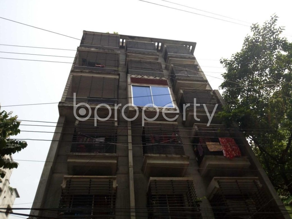 Front view - 1 Bed Apartment to Rent in Uttara, Dhaka - 1889305