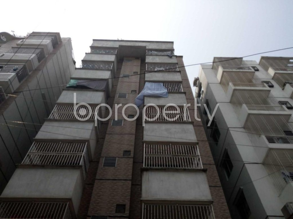 Front view - 3 Bed Apartment to Rent in Uttara, Dhaka - 1889306