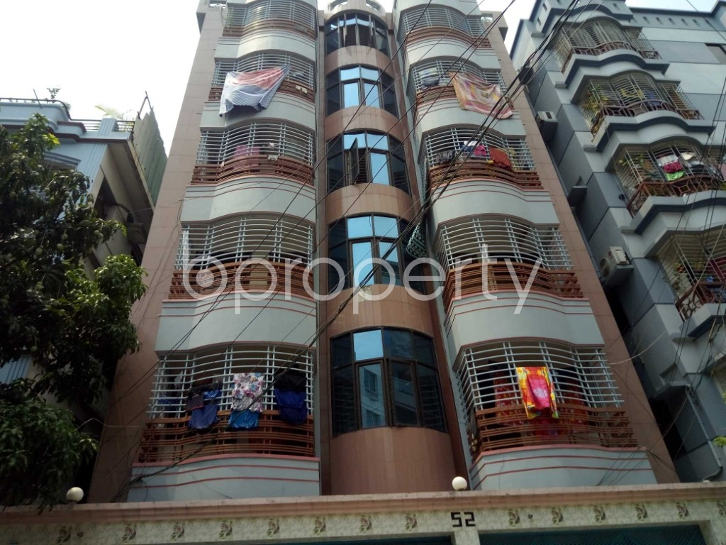 Front view - 3 Bed Apartment to Rent in Uttara, Dhaka - 1889309