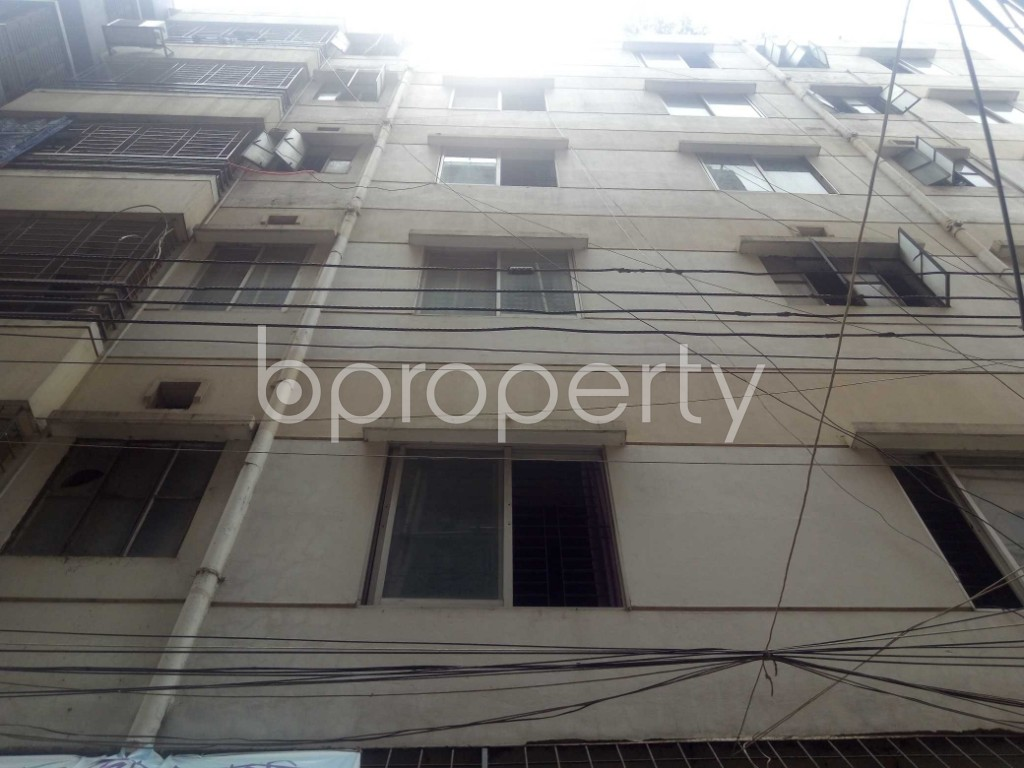 Front view - 1 Bed Apartment to Rent in Mirpur, Dhaka - 1889308