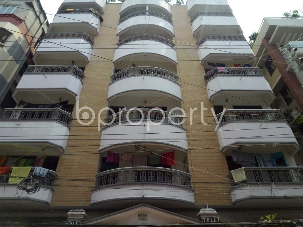Front view - 3 Bed Apartment to Rent in Uttara, Dhaka - 1889310