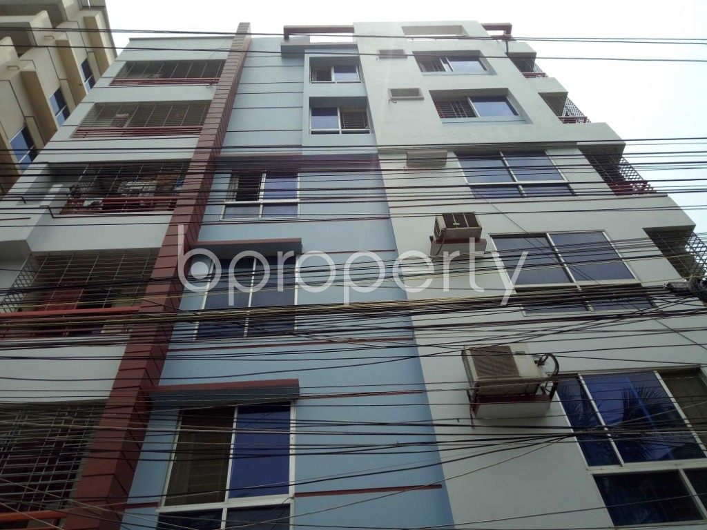 Front view - 3 Bed Apartment to Rent in Uttara, Dhaka - 1889314