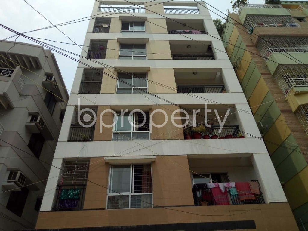 Front view - 3 Bed Apartment to Rent in Uttara, Dhaka - 1889315