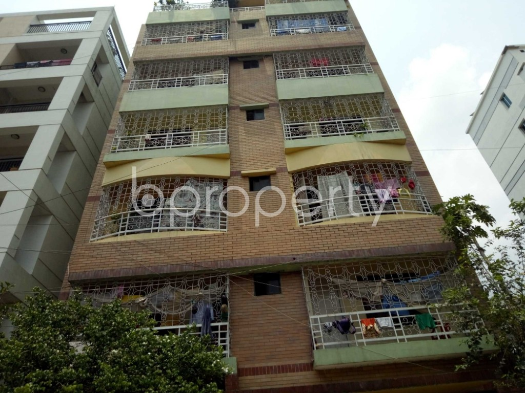 Front view - 2 Bed Apartment to Rent in Uttara, Dhaka - 1889319