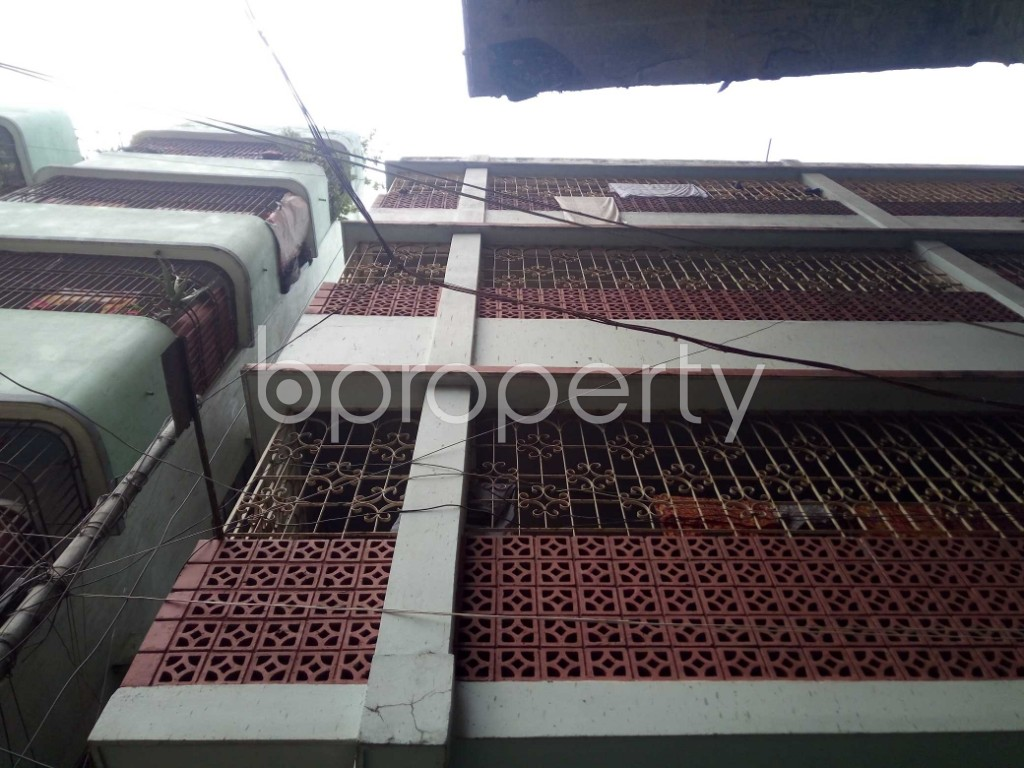 Outside view - 2 Bed Apartment to Rent in Bashabo, Dhaka - 1889323