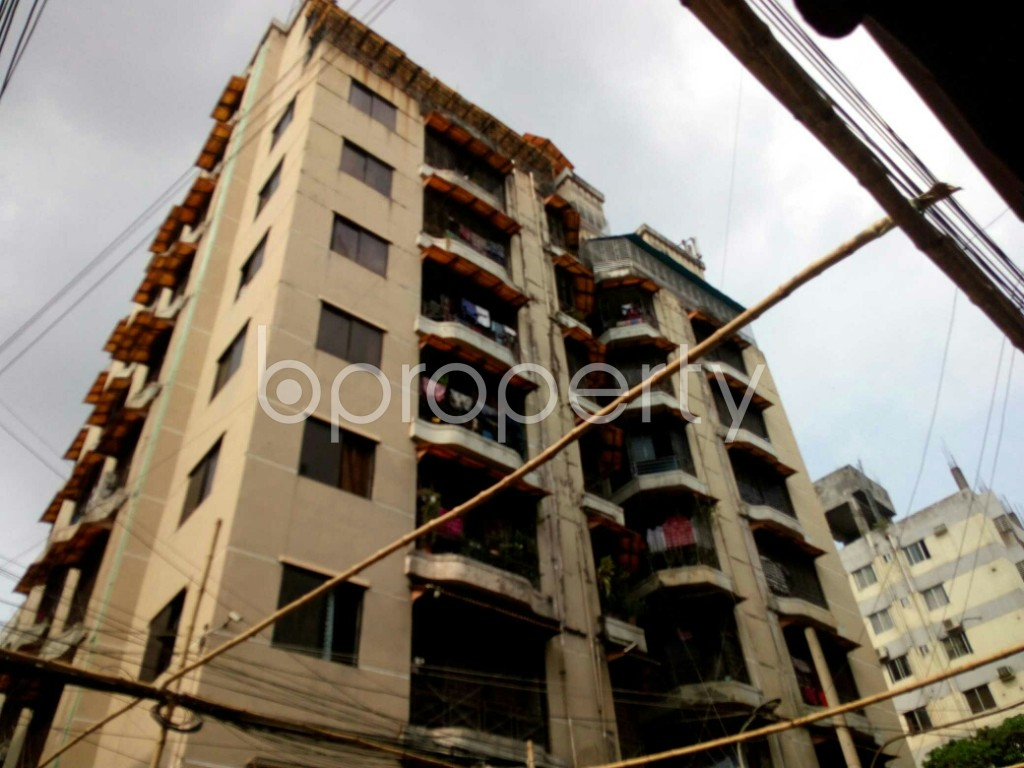 Outside view - 2 Bed Apartment to Rent in Sutrapur, Dhaka - 1889326