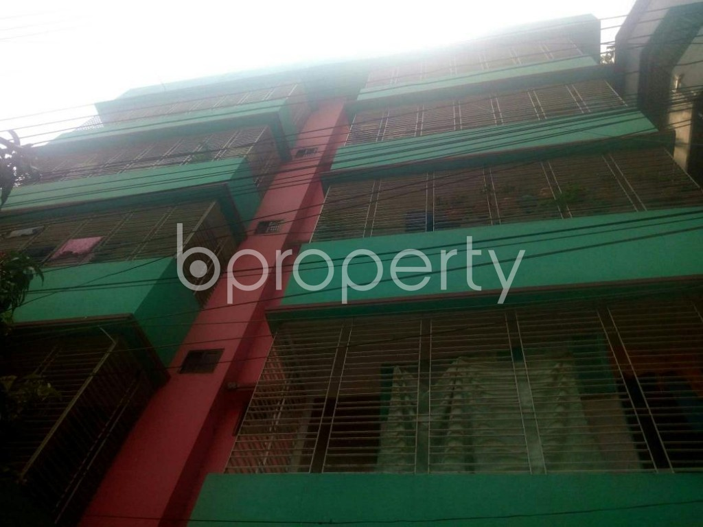 Outside view - 2 Bed Apartment to Rent in Rampura, Dhaka - 1889332