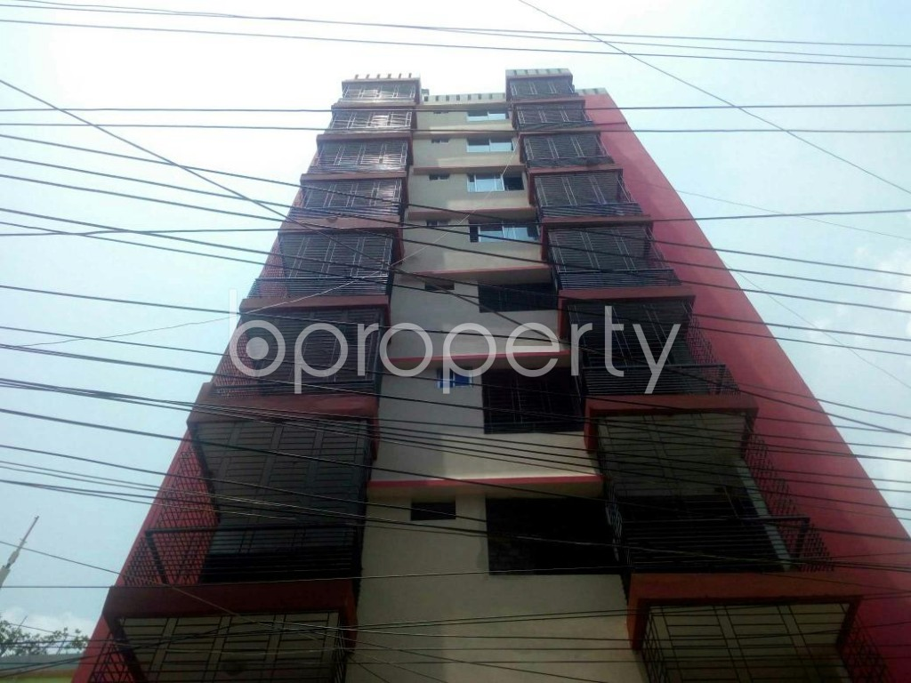Front view - 3 Bed Apartment to Rent in Rampura, Dhaka - 1889334
