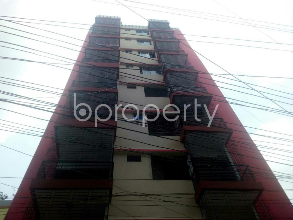 Front view - 2 Bed Apartment to Rent in Rampura, Dhaka - 1889336