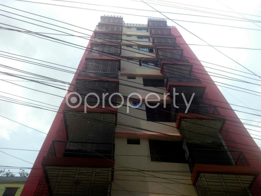 Front view - 2 Bed Apartment to Rent in Rampura, Dhaka - 1889337
