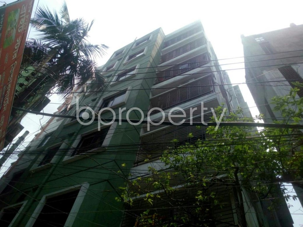 Outside view - 1 Bed Apartment to Rent in Rampura, Dhaka - 1889340