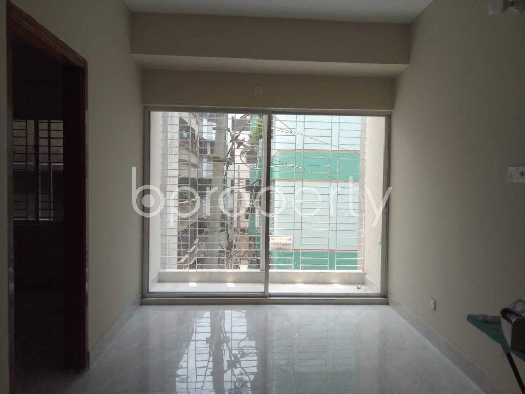 Dine/Dining - 3 Bed Apartment for Sale in Shyamoli, Dhaka - 1889776