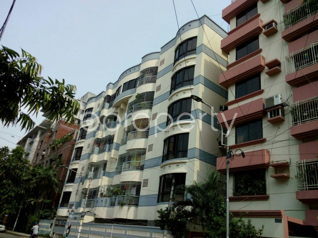 Outside view - 3 Bed Apartment to Rent in Dhanmondi, Dhaka - 1890083