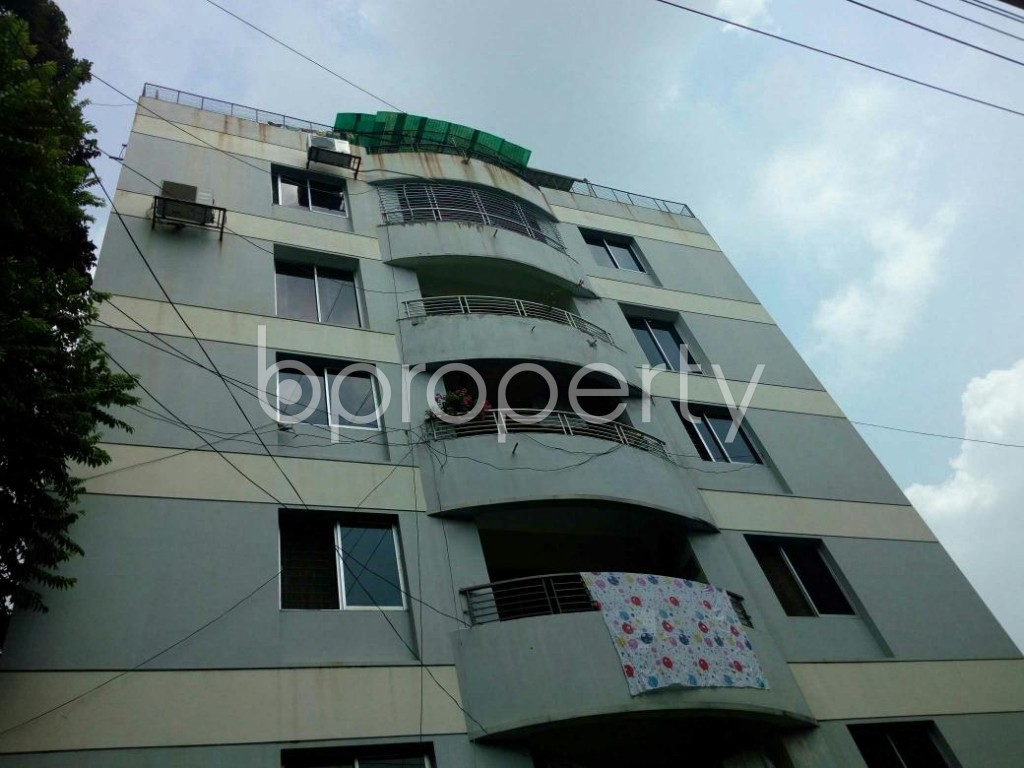 Front view - 3 Bed Apartment for Sale in Khulshi, Chattogram - 1890198