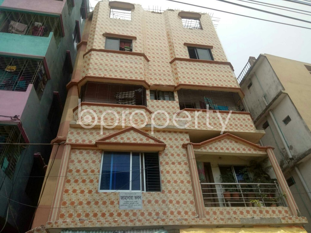 Outside view - 1 Bed Apartment for Sale in Halishahar, Chattogram - 1890257