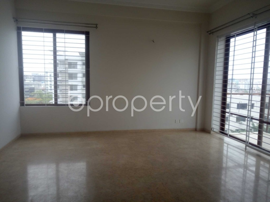 Bedroom - 4 Bed Apartment to Rent in Baridhara, Dhaka - 1890323