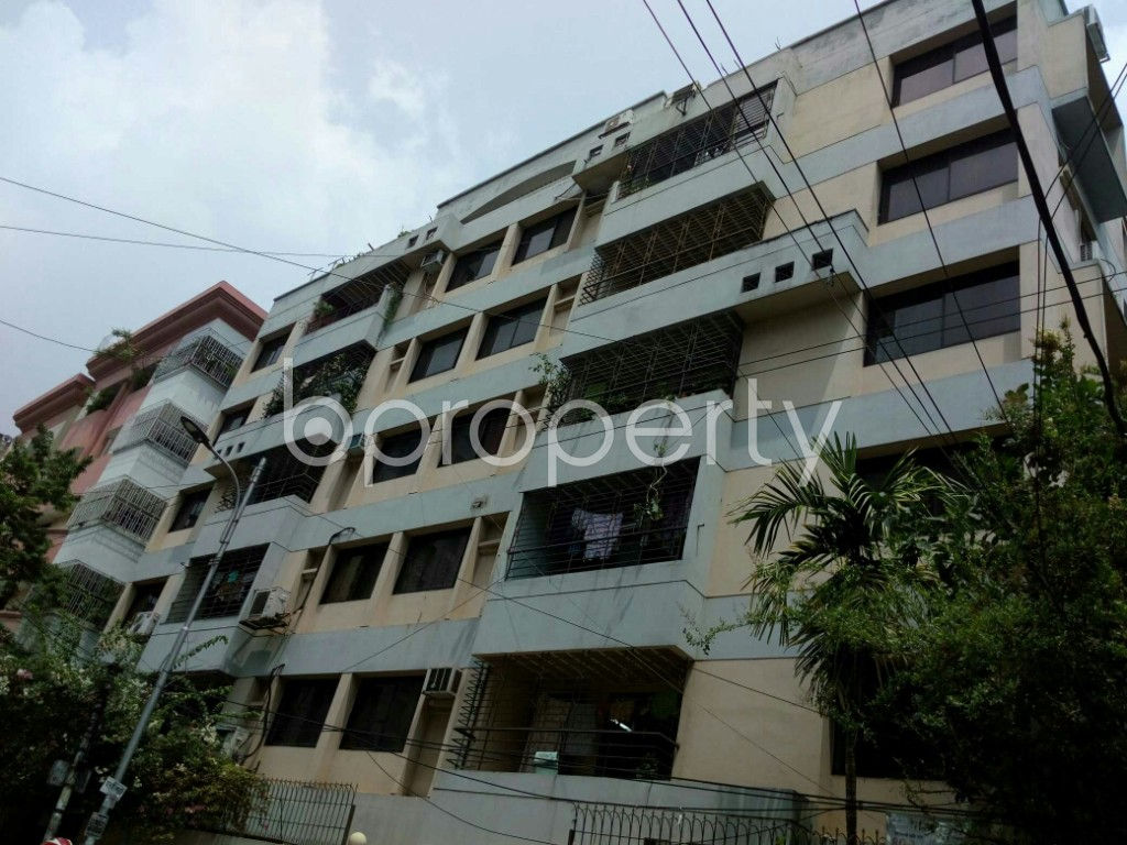 Outside view - 3 Bed Apartment for Sale in Dhanmondi, Dhaka - 1890336