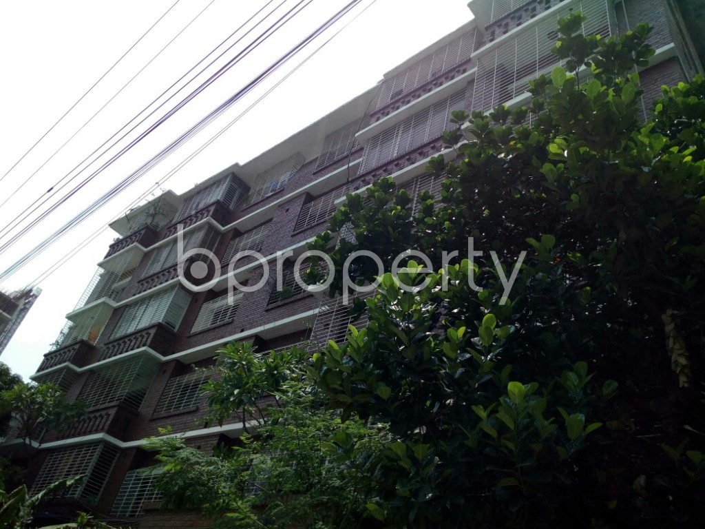 Outside view - 3 Bed Apartment to Rent in Dhanmondi, Dhaka - 1890338