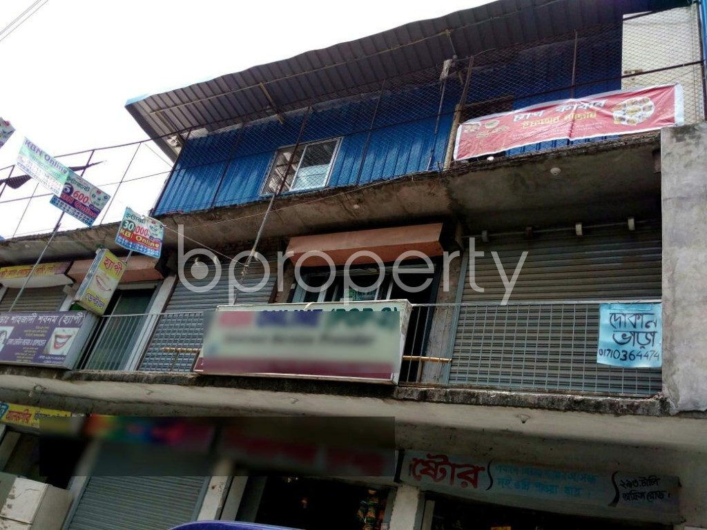 Outside view - Shop to Rent in Hazaribag, Dhaka - 1890413