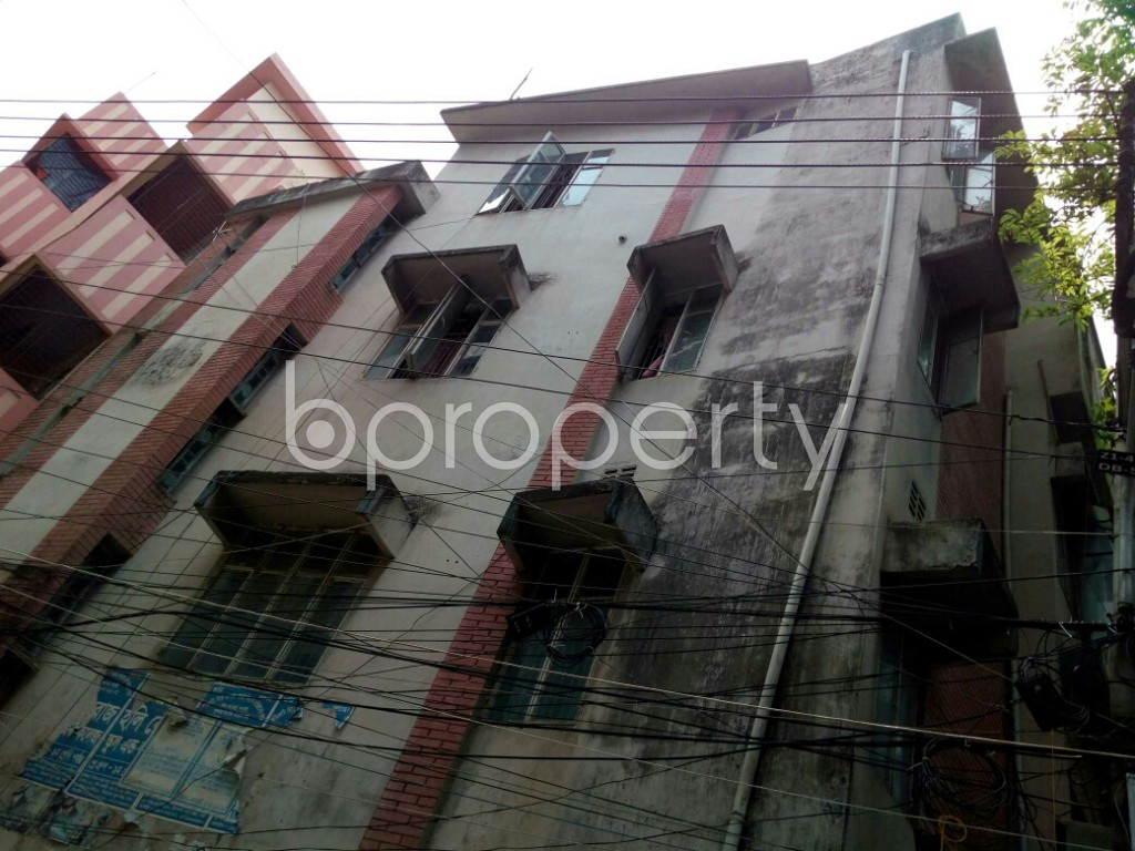 Outside view - 2 Bed Apartment to Rent in Dhanmondi, Dhaka - 1890444