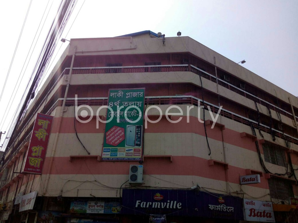 Outside view - Shop for Sale in Double Mooring, Chattogram - 1890466