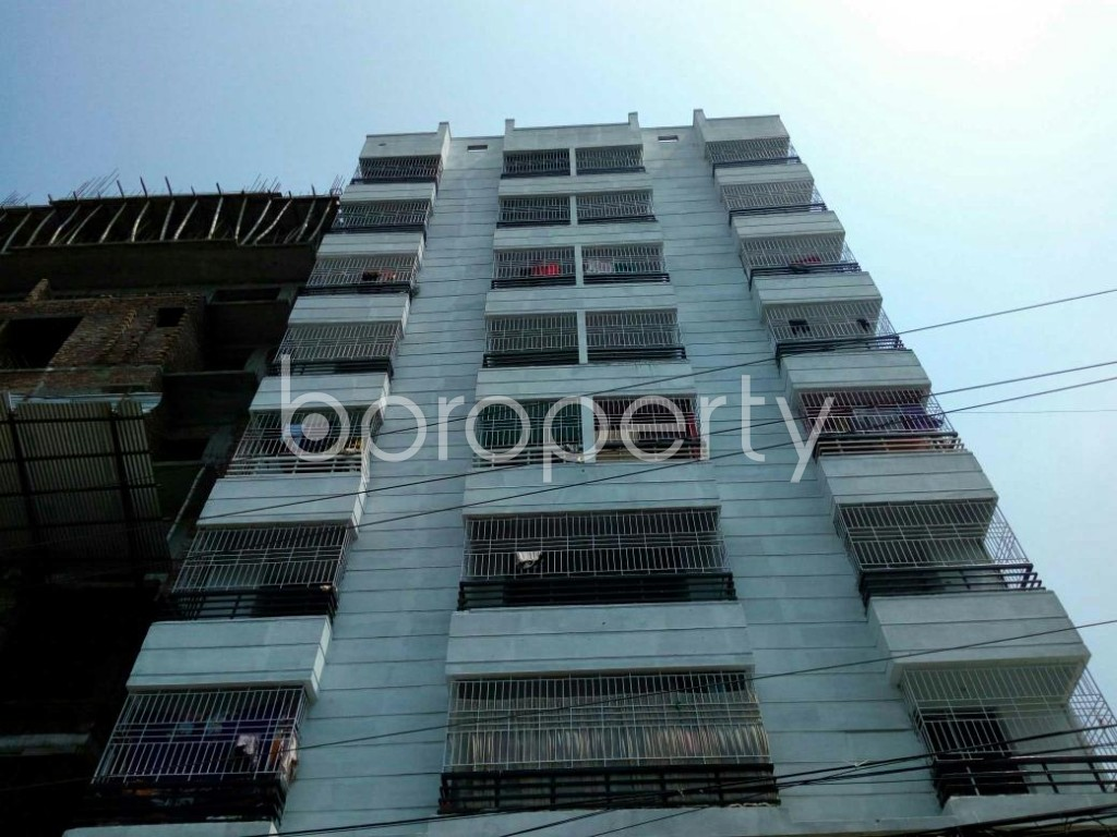 Front view - 3 Bed Apartment for Sale in Ashoktala, Cumilla - 1890686