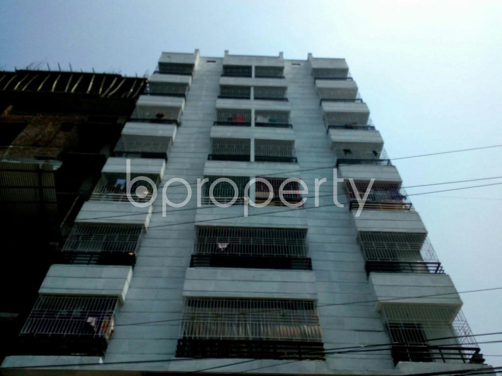 Front view - 3 Bed Apartment for Sale in Ashoktala, Cumilla - 1890687