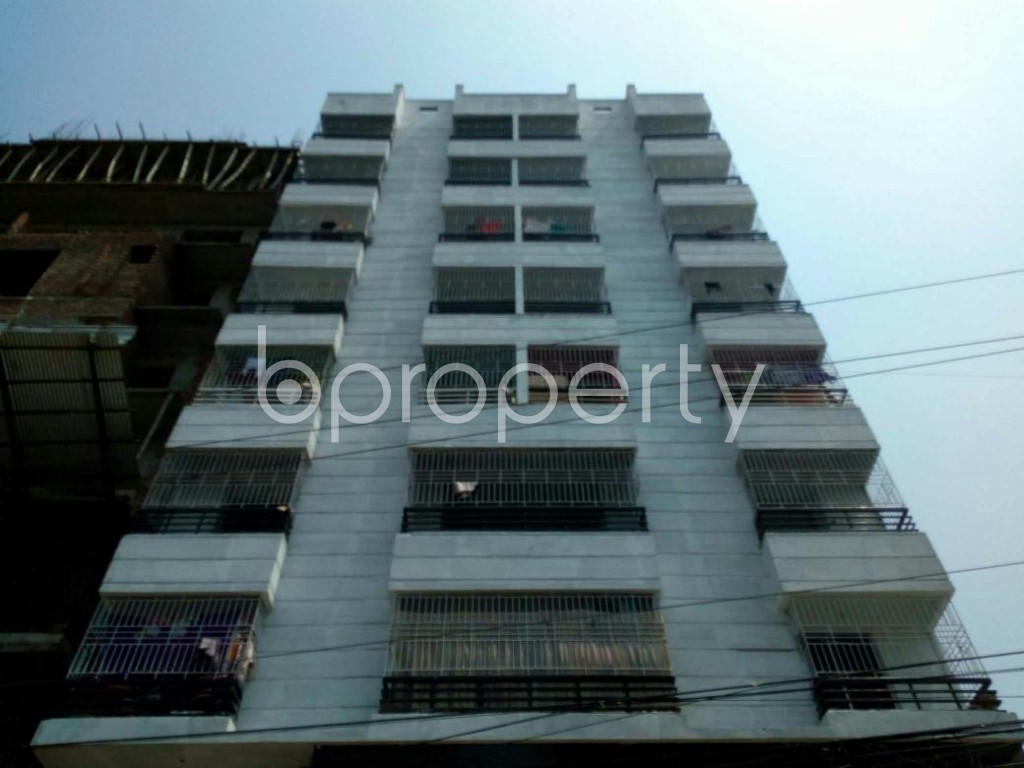 Front view - 3 Bed Apartment for Sale in Ashoktala, Cumilla - 1890688