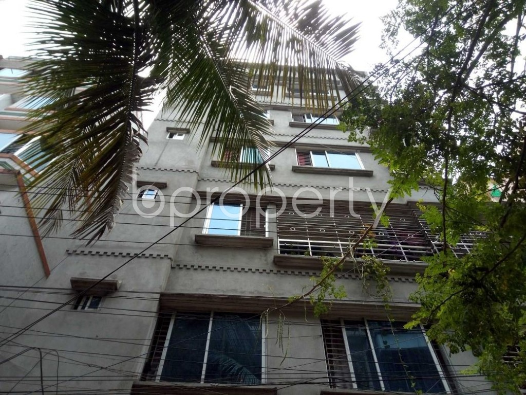 Front view - 2 Bed Apartment to Rent in Lalmatia, Dhaka - 1890717
