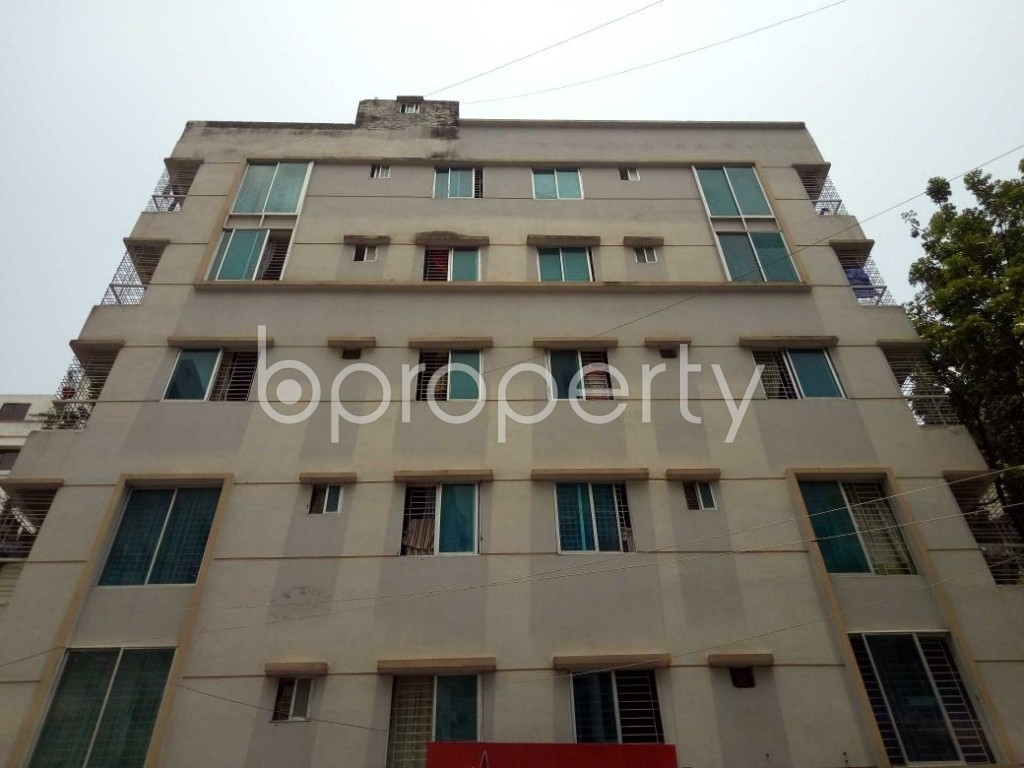 Front view - 2 Bed Apartment to Rent in Lalmatia, Dhaka - 1890736