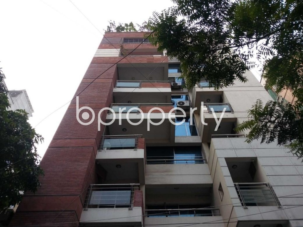 Front view - 3 Bed Apartment for Sale in Banani, Dhaka - 1890842