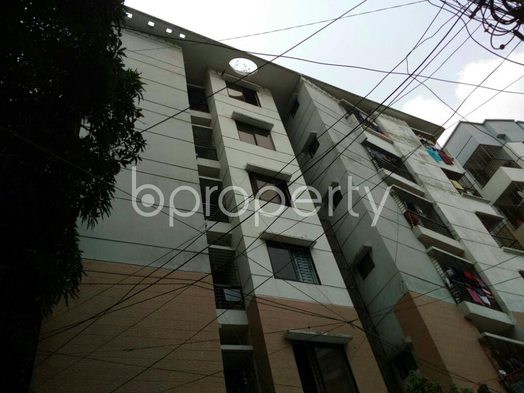 Outside view - 3 Bed Apartment for Sale in Dhanmondi, Dhaka - 1890963