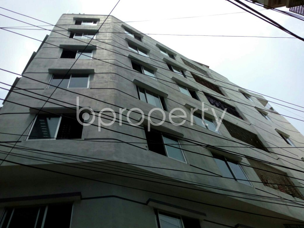 Outside view - 3 Bed Apartment for Sale in Dhanmondi, Dhaka - 1890969