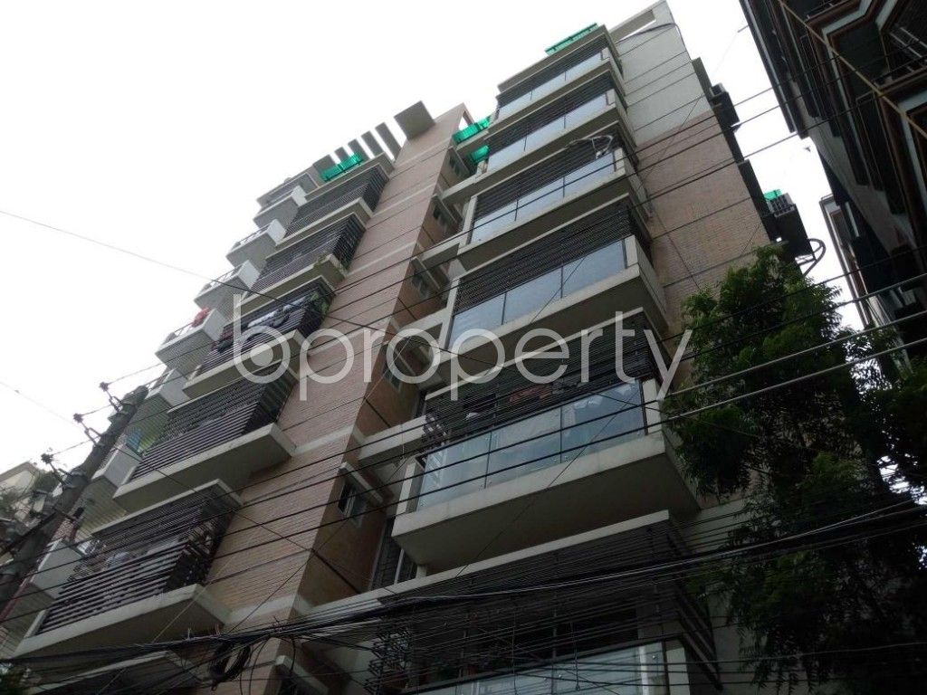 Front view - 3 Bed Apartment to Rent in Adabor, Dhaka - 1890976
